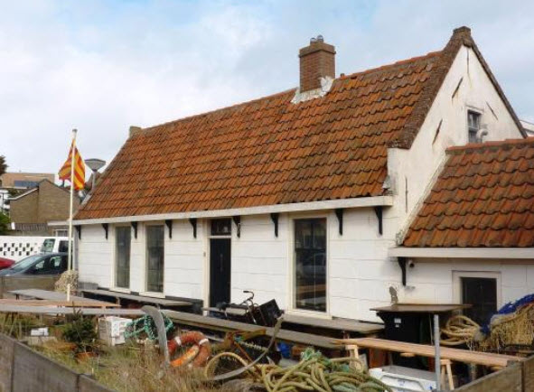 Oudheidkamer in Egmond aan Zee